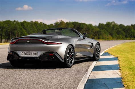 Martin Vantage Volante by Aston Martin New Vantage Volante Render Ms