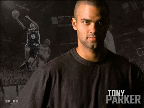 tony parker portrait wallpaper basketball wallpapers