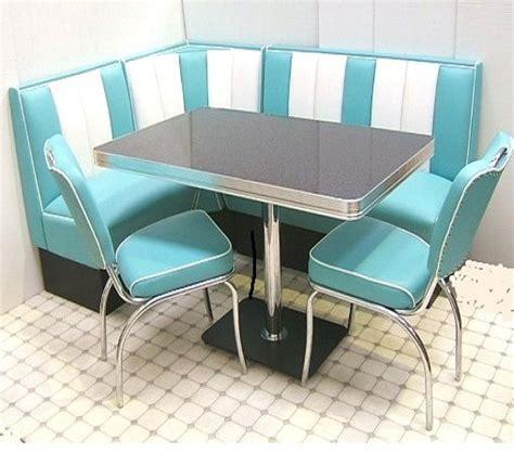 Retro Furniture Diner Booth ? Hollywood Corner Set ? 130 x