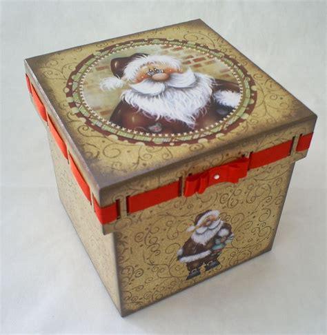 1000 ideias sobre porta panetone no caixa molde e tecidos