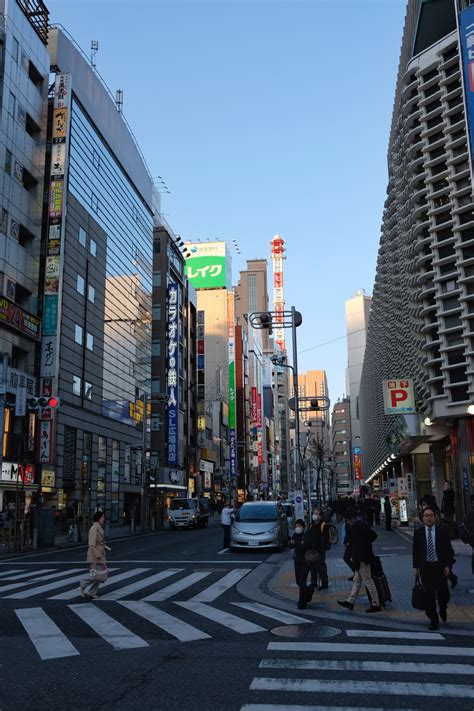 Tokyo day one - Michela Pasquali