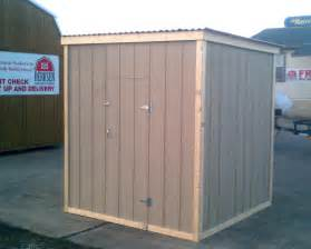 4x6 Outdoor Storage Shed by Simpco Portable Buildings Simpco Storage Sheds
