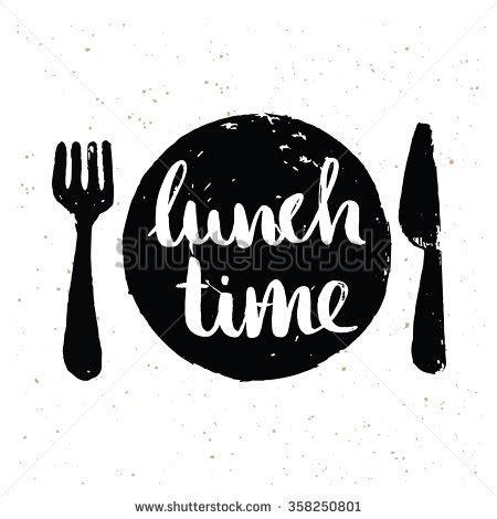 Lunch Break Time Clip Art