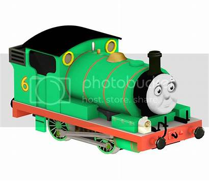 Percy Engine Models Wii Thomas Resource Friends