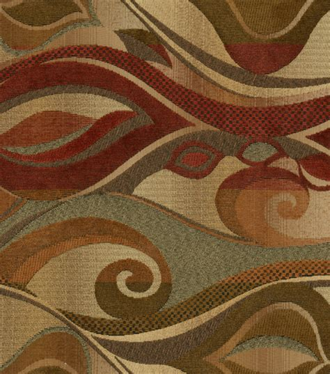 For Upholstery by Upholstery Fabric Richloom Provocative Spice Jo