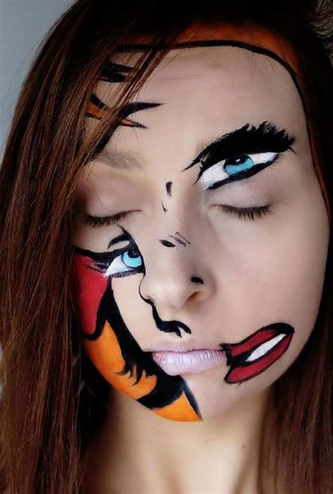 breathtaking halloween makeup ideas  wow style