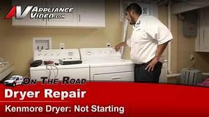 Kenmore  Whirlpool  U0026 Roper Dryer Repair  U0026 Diagnostic