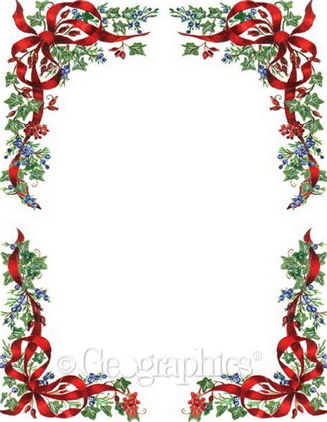 ivy  berries christmas letterhead
