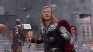 Chris Bosh Photobombing 'The Avengers' Belongs In GIF Hall ...