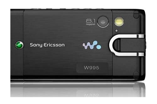 sony ericsson w995 applications free download