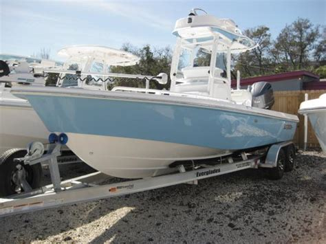 Everglades Bay Boats For Sale by Everglades 243 Boats For Sale 3 Boats