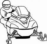 Snowmobile Coloring Clipart Pages Doo Ski Clip Snowmobiles Drawing Cliparts Snow Mobile Printable Clipartmag Getdrawings Getcolorings Library Advertising Clipground Pro sketch template