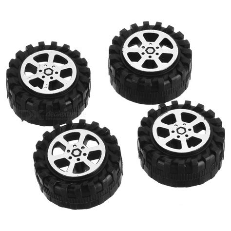 car toys wheels cl 4 diy 42mm plastic toy car wheels model accessories