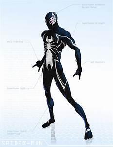 Spider-Man Black - OG Marvel remix DB by ogi-g | Comic Art ...