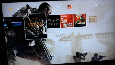 How To Change Ps4 Background How To Change Your Boring Ps4 Background To A Sick One