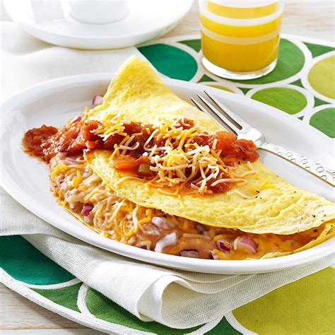 easy cuisine omelet recipe taste of home