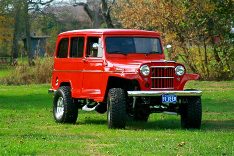 jeep willys wagon for sale jeep willys lifted image 165