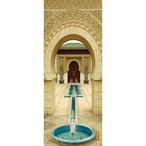 sticker mural grand format fontaine stickers muraux deco