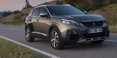 Peugeot 3008 Specs 2018 peugeot 3008 pricing and specs new suv touches