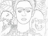 Portrait Coloring Self Pages Printable Getcolorings Getdrawings sketch template