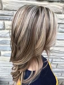 Best 25 Blonde With Brown Lowlights Ideas On Pinterest