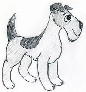 How To Draw Cartoon Dog Easily And Effortlessly.