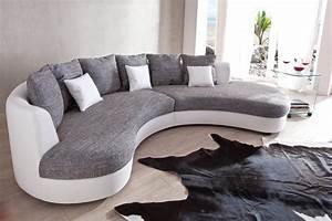 Wohnlandschaft Rund : moebelhome sofa ferro ~ Pilothousefishingboats.com Haus und Dekorationen