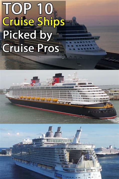 cruise ships 10 favorite cruise ships picked by travel professionals planning a wedding at se