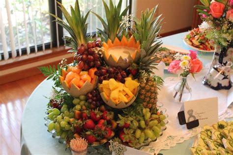 food display  fruit cascade  pretty