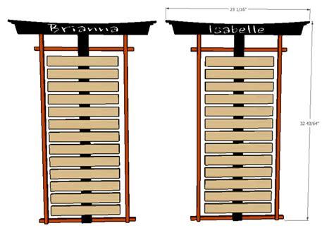 project idea karate belt display forrest bonner