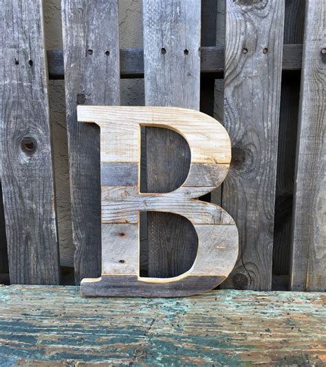 wooden letters decor decorating with wooden letters 25676 | Custom wooden letter from Etsy shop Summer Design Shop