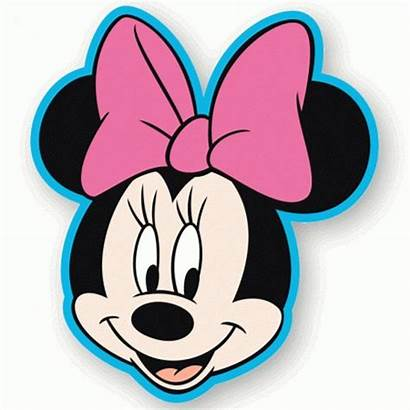 Minnie Mouse Head Mickey Clip Clipart Cartoon