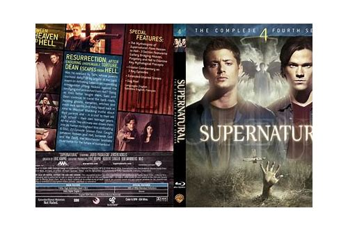 download supernatural 4 season
