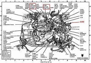 2007 Ford Taurus Engine Diagram