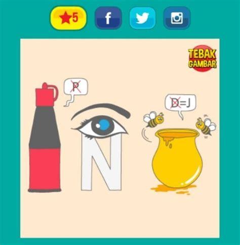 Tebak gambar merupakan game asah otak penggabungan nama benda ,binatang atau lainnya dirangkai menjadi 1 kata baru. Kunci Jawaban Tebak Gambar Level 12 Terlengkap (Gambar 1 - 20)
