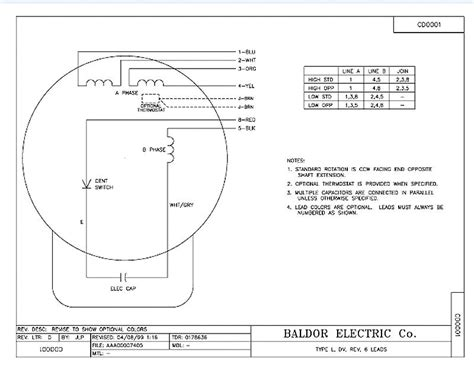 Baldor Reliance Industrial Motor Diagram by Baldor Motors Wiring Diagram Impremedia Net