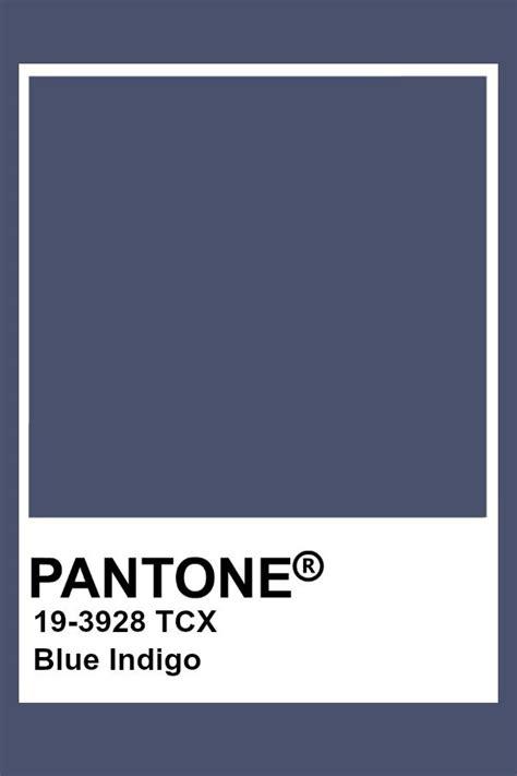 pantone blue indigo   pantone pantone colour