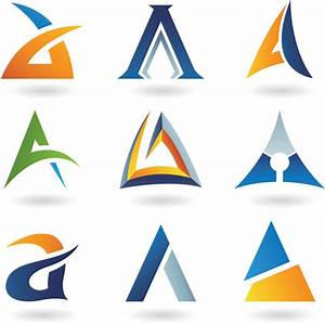 Different Creative Stylish Logo design vector 02 - Vector ...