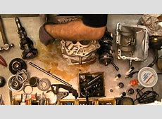 Take apart a T5 World Class 5 Speed Transmission in 1 12