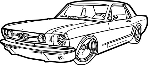 Camaro Coloring Pages Sanfranciscolife