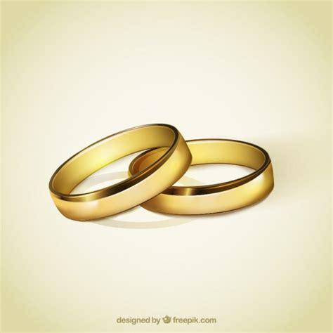 goldene ringe fuer die hochzeit  der kostenlosen