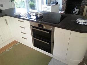 Replacing Oven  Hob