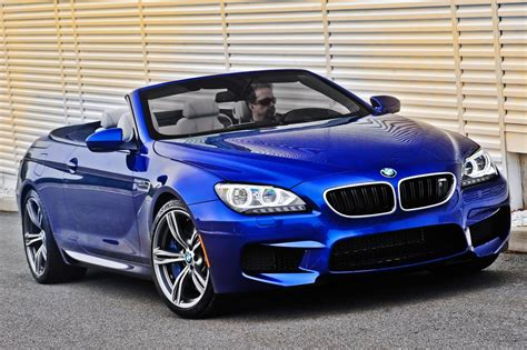 used 2016 bmw m6 convertible pricing for sale edmunds