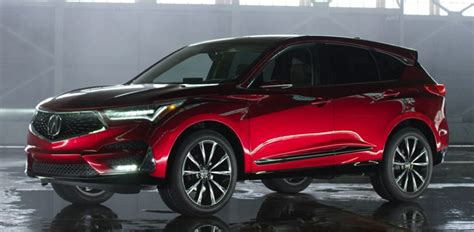 Acura Of Rochester Ny by See The Redesigned 2019 Acura Rdx Garber Acura Of Rochester