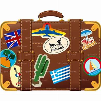 Suitcase Clipart Holiday Packing Cliparting