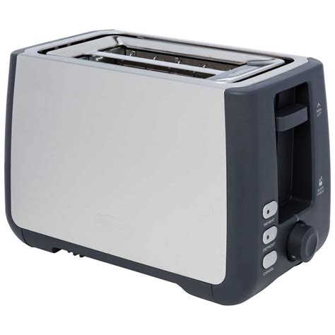 Single Slice Toaster by Sunbeam Slot 2 Slice Toaster Ta4520 Big W