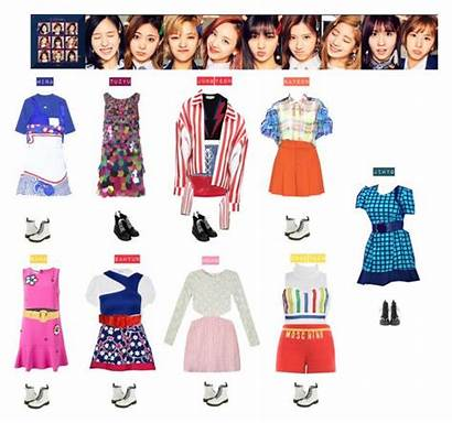 Clothes Twice Outfits Signal Stage Kpop Polyvore