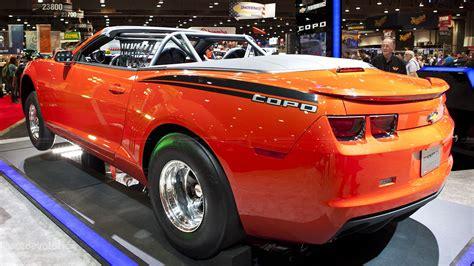 2018 Sema Chevrolet Copo Camaro Convertible