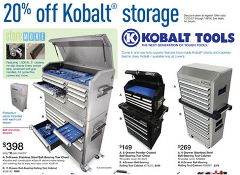 Kobalt Tool Cabinet With Radio by Image Gallery Kobalt Tool Boxes