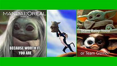 Yoda Memes Funniest Mandalorian Season Appear Premiere